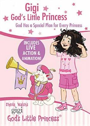 Gigi Gods Little Princess Dvd Rpk