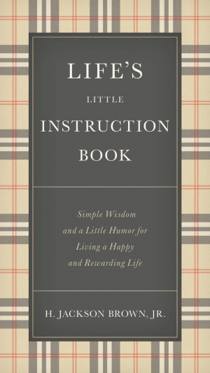 Lifes Little Instruction Book Hb