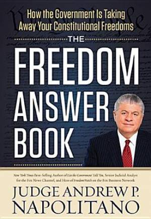 Freedom Answer Book Hb