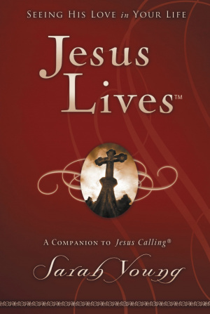 Jesus Lives Devotional (Hardback)