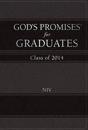 Gods Promises For Graduates 2014 Black H
