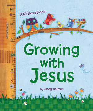 Growing With Jesus Hb