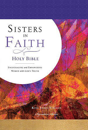 KJV Sisters in Faith Holy Bible Harback