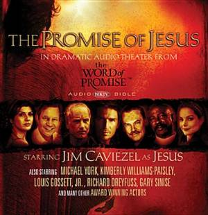 Nkjv The Promise Of Jesus CD