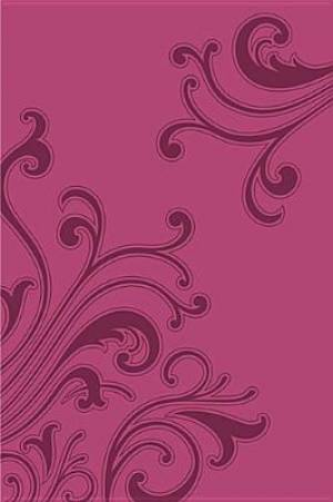 NKJV Gift Bible Classic Imitation Leather Berry