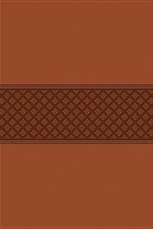 KJV Gift Bible: Auburn, Leather-Look