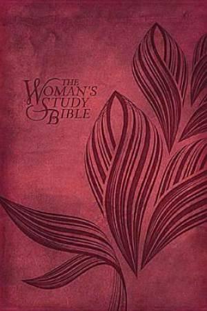 NKJV Womans Study Bible Personal Size Imitation Leather