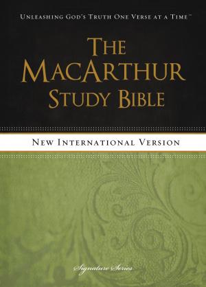 NIV MacArthur Study Bible Hardback