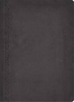 NIV MacArthur Study Bible Black Imitation Leather Thumb Index