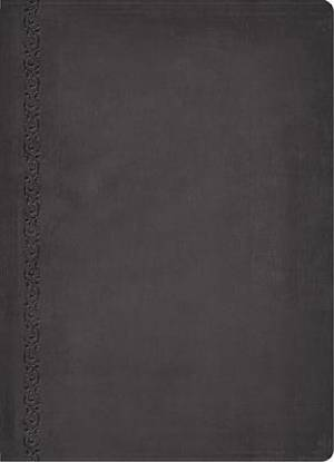 NKJV MacArthur Study Bible Black Imitation Leather Thumb Index