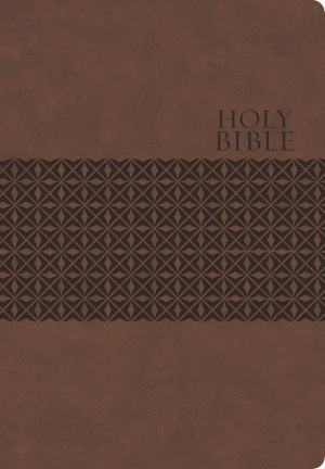 Kjv Study Bible 2nd Ed Lthlk Brn