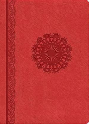 Niv Macarthur Study Bible Lth Lk Red Ind