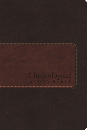 The Chronological Study Bible, NIV