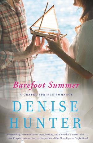 Barefoot Summer Paperback Book