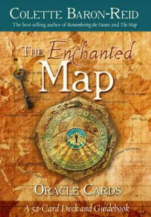 Enchanted Map Oracle Cards The
