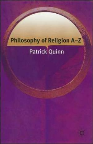 Philosophy of Religion A-Z