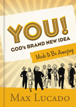 You! God's Brand New Idea