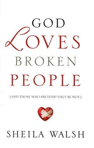 God Loves Broken People Paperback