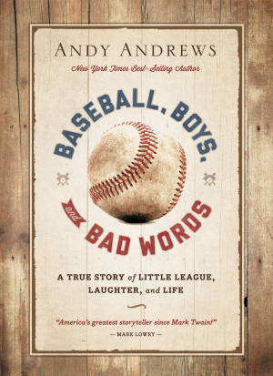 Baseball Boys And Bad Words Hb