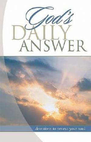 God's Daily Answer 365 Devotions