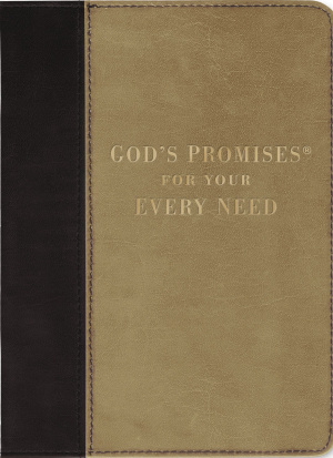 God's Promises for Every Need Deluxe Edition