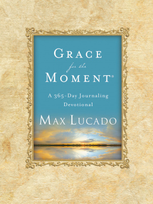 Grace For The Moment Journaling Devotional