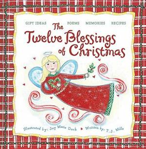 Twelve Blessings Of Christmas Rev Ed Hb