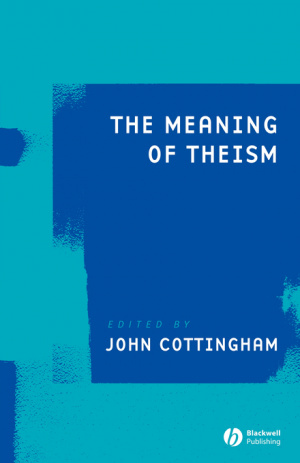 Meaning Of Theism