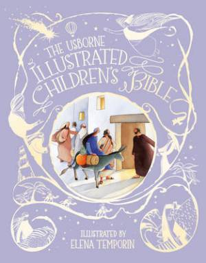 Usborne Illustrated Children's Bible