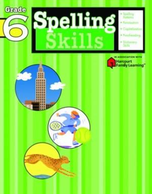 Spelling Skills, Grade 6
