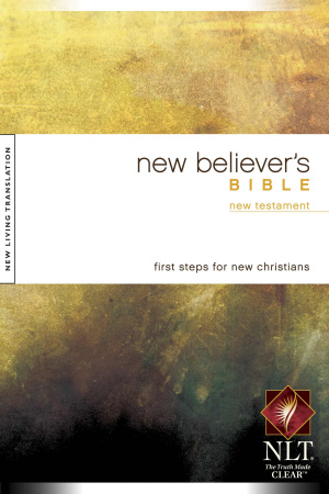 NLT New Believers New Testament: Paperback