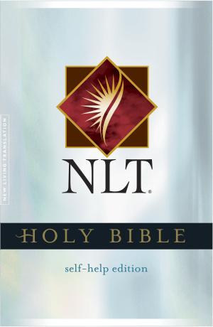 NLT Self Help Bible: Paperback