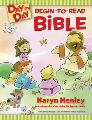 Day By Day Begin To Read The Bible