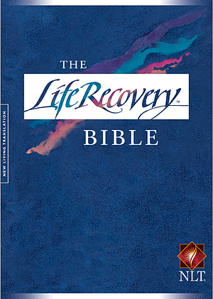 NLT Life Recovery Bible, Hardback
