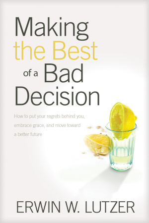 Making the Best of a Bad Decision