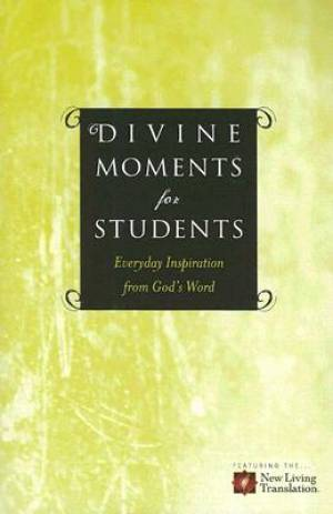 Divine Moments For Students Pb