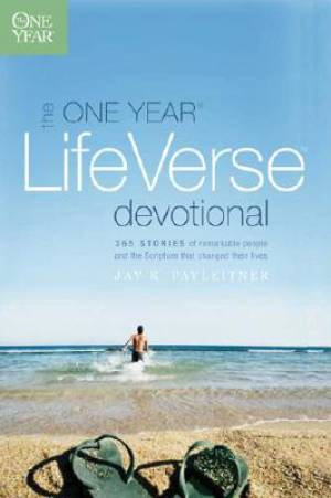 One Year Life Verse Devotional Pb