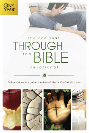 One Year Through The Bible Devotional Pb