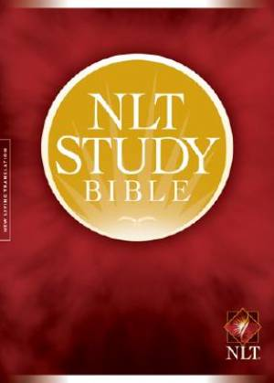 NLT Study Bible : Hardback, Thumb Indexed