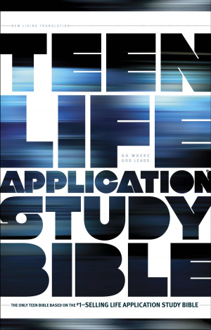 NLT Teen Life Application Study Bible: Paperback