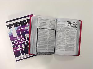 Girls Life Application Study Bible NLT - Baker Book House