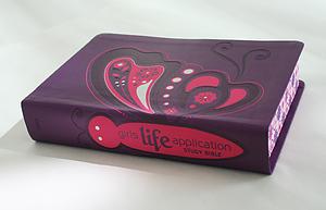 Life Application Study Bible NLT | eBay