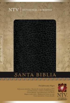 Santa Biblia NTV, Edición de referencia ultrafina