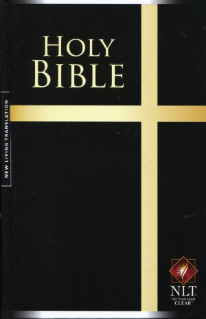 NLT Worldwide Bible: Black