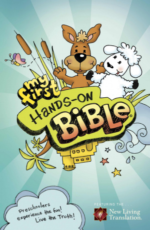 NLT My First Hands On Bible