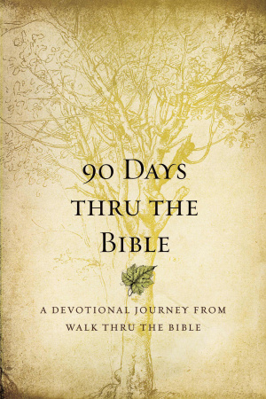 90 Days Thru The Bible Pb