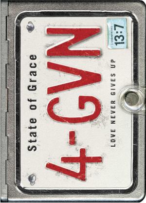 NLT Metal 4GVN Bible: Silver, Magnet Clasp