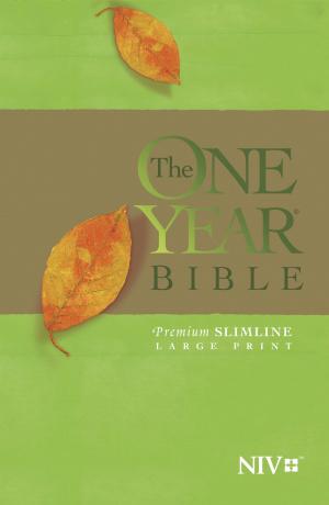 The One Year Bible NIV, Premium Slimline Large Print edition