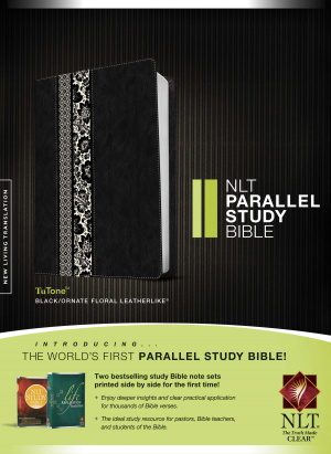 NLT Parallel Study Bible Tutone Index