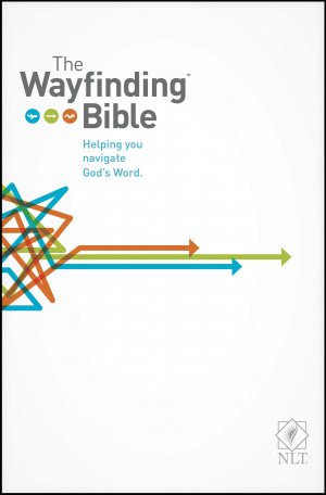The NLT Wayfinding Bible